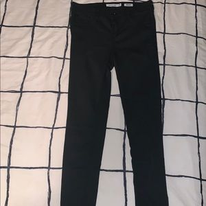 Hot Topic Never Fade Black Skinny Jeans